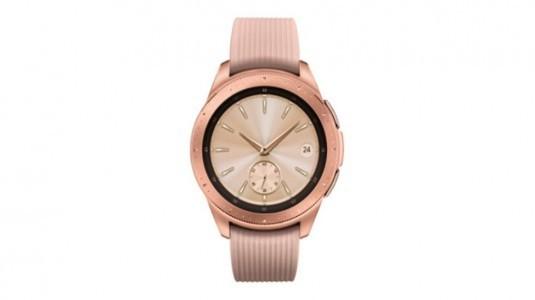 SamsungGalaxy Watch gün yüzüne çıktı