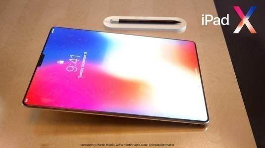 12.9 inç ekrana sahip yeni iPad Pro geliyor