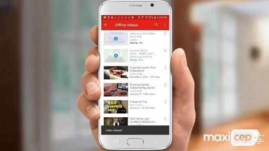 Youtube Android Uygulamasına Koyu Tema Özelliği Geldi