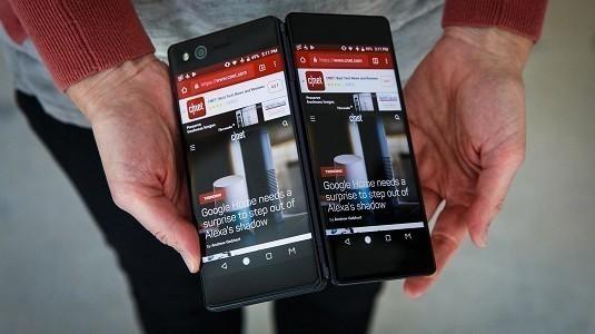 Samsung'un Katlanabilir Telefonunda 3000 mAh Pil Bulunacak