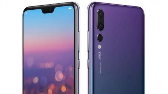 Huawei P20 Pro kamera güncellemesi yayınlandı