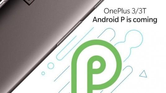 OnePlus 3 ve 3T, Android P Güncellemesi Alacak