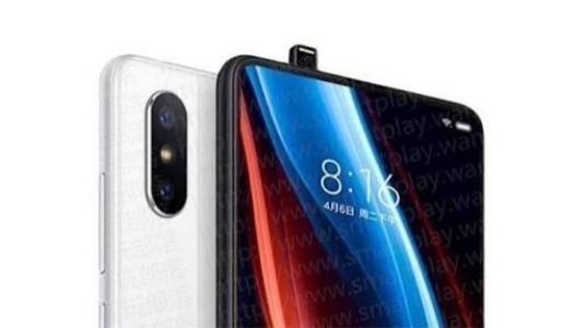 Xiaomi Mi Mix 3 Canlı Görselleri Sızdırıldı