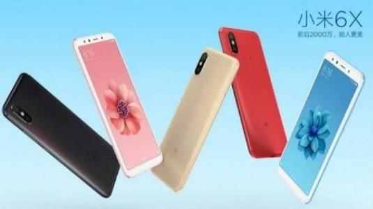 Xiaomi Mi A2'nin Bellek ve Renk Seçenekleri Ortaya Çıktı