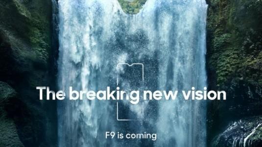Oppo, F9 için İki Yeni Görüntü Paylaştı