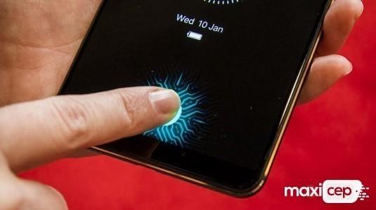 Akıllı Telefonlarda Ekran İçi Parmak İzi Okuyucusu Yaygın Hale Geliyor