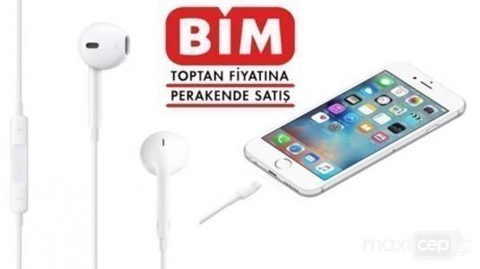 iPhone 6, dolara inat BİM Mağazaları'nda satışa çıkacak