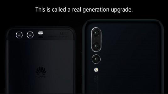 Huawei, Galaxy Note 9 ile dalga geçti