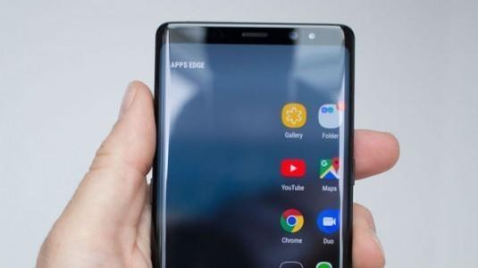 Galaxy Note9 en iyi ekranlı akıllı telefon seçildi