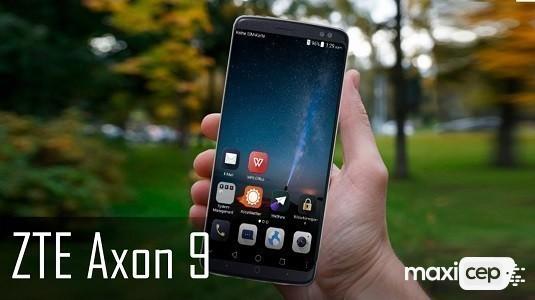 ZTE Axon 9 Bu Ay Sonu IFA Fuarında Tanıtılacak