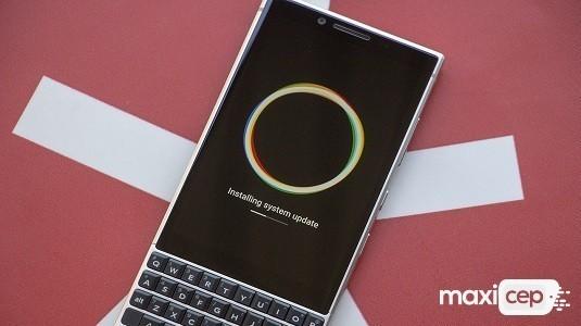 Blackberry KEY2 İçin Ağustos Ayı Güvenlik Yaması Çıktı