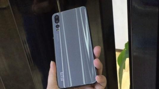 Elephone, 3 kameralı telefon üzerinde çalışıyor