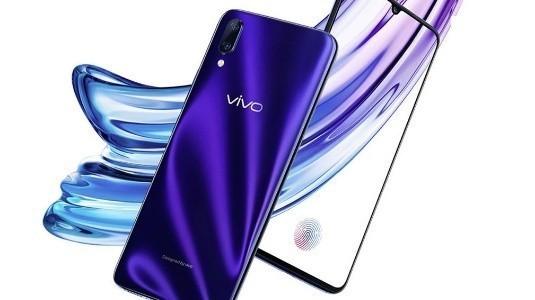 Su Damlası Çentiğe Sahip Vivo X23'ün Görselleri Sızdırıldı