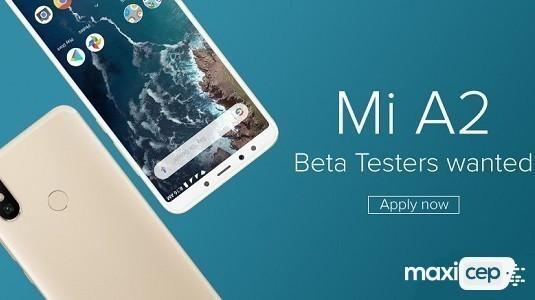 Xiaomi Mi A2 Android 9 Pie Güncellemesi İçin Beta Kayıtları Başladı