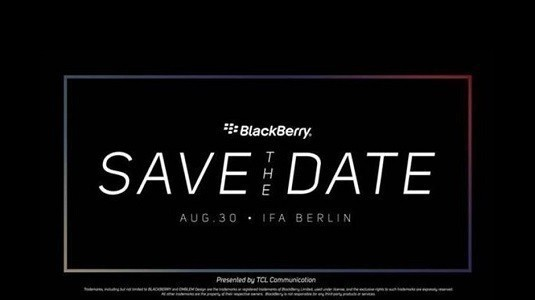 Blackberry KEY2 LE 30 Ağustos'ta Tanıtılacak