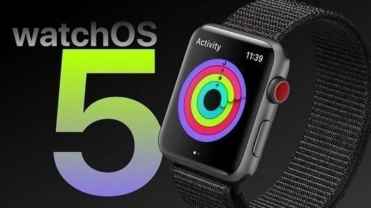 Apple, watchOS 5 Developer Beta 9 Güncellemesini Yayınladı