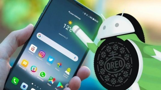 LG G5, Android 8 Oreo'ya güncelleniyor