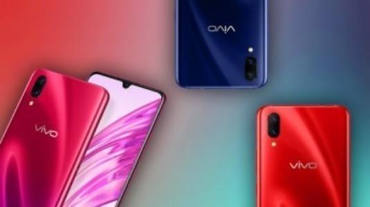 Vivo X23 Resmi Sitede Üç Farklı Renkte Listelendi