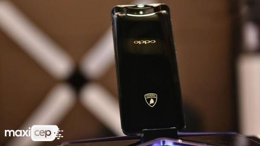 OPPO Find X Lamborghini Edition, ön siparişe sunuldu