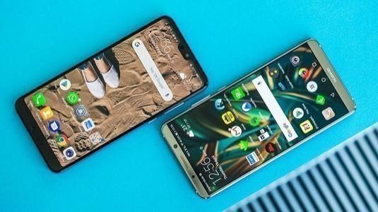 Huawei P20 ve Mate 10 Serisi Toplamda 20 Milyondan Fazla Sattı