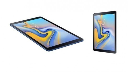 Samsungyeni tabletiGalaxy Tab A 10.5'i tanıttı