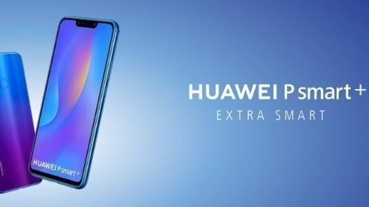 Huawei Nova 3i, Avrupa Pazarında için Huawei P Smart+ Adıyla Duyuruldu