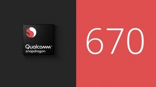 Qualcomm Snapdragon 670'i resmi olarak tanıttı