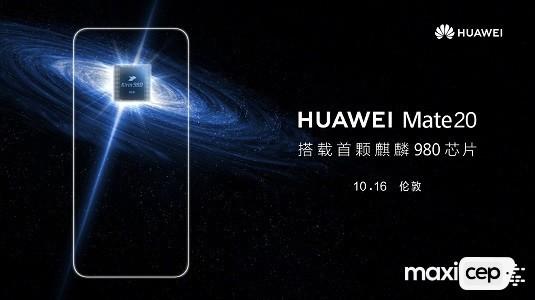 Huawei Mate 20 Canlı Şekilde IFA Fuarında Görüntülendi