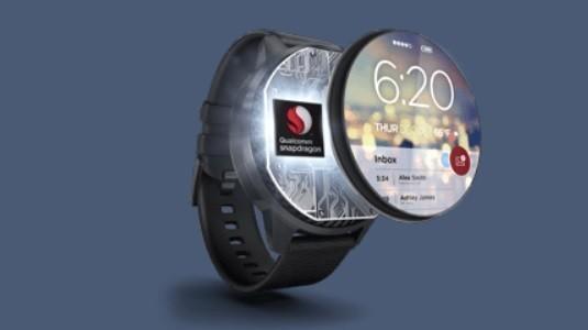 Snapdragon Wear 3100 İşlemcisi Giyilebilir Eşyalar İçin Duyuruldu