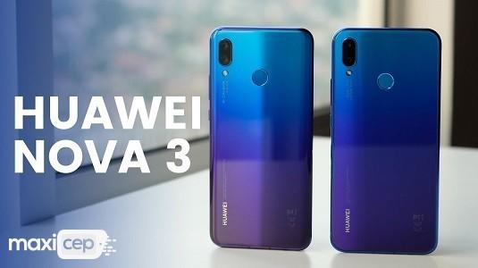 Huawei Nova 3 İçin Yeni Bir Sistem Güncellemesi Yayınlandı