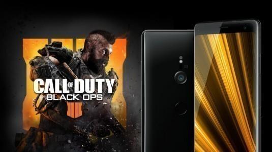 Xperia XZ3'ü ön siparişle alana, Black Ops 4 hediye