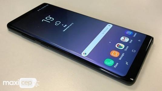 Samsung Galaxy Note8 Yeni Kamera Güncellemesi Almaya Başladı