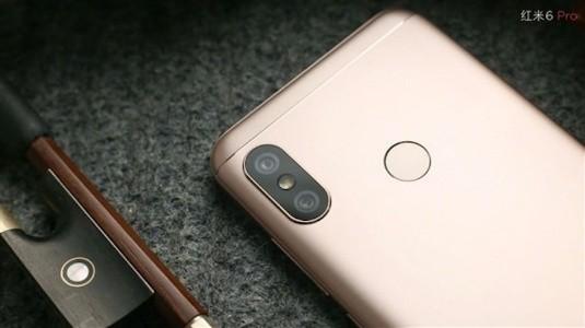 Xiaomi Redmi Note 6 Pro Canlı Görüntüleri, bazıY Özellikleri Doğruladı