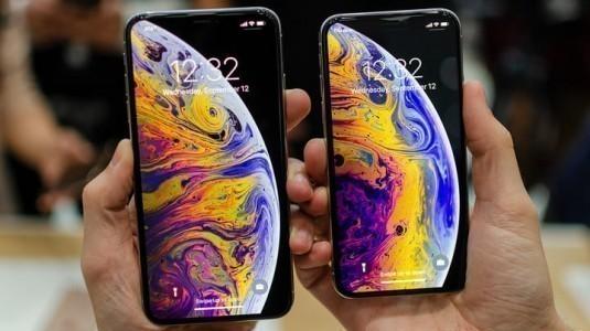 Apple'ın en ağır telefonu, iPhone XS Max oldu