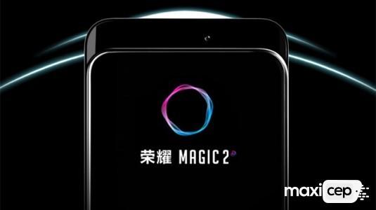 Honor Magic 2 çıkış tarihi 26 Ekim olarak gösteriliyor