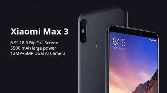 Xiaomi Mi Max 3, Türkiye'de İlk Kez N11'de Satışa Sunuldu