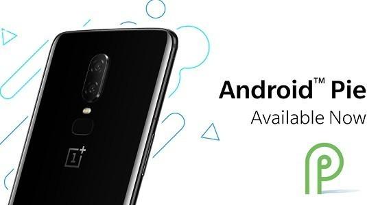 OnePlus 6 Android 9 Pie Güncellemesi Yayınlandı
