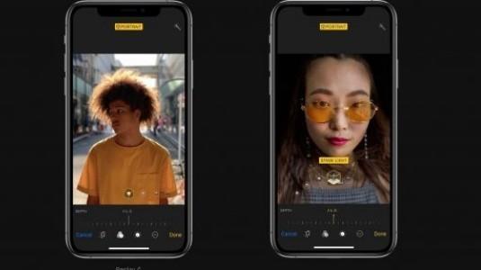 İPhone XS ve XS Max için Fotoğraf Çekiminde Derinlik Kontrolü Desteği Geldi