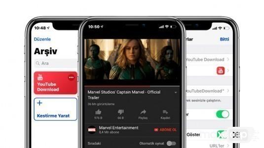 YouTube, iPhone Xs ile Xs Max için HDR desteği sunuyor
