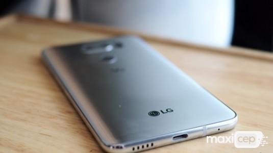 LG V40 ThinQ 6 GB RAM ve Android 8.1 Oreo İle Listelendi