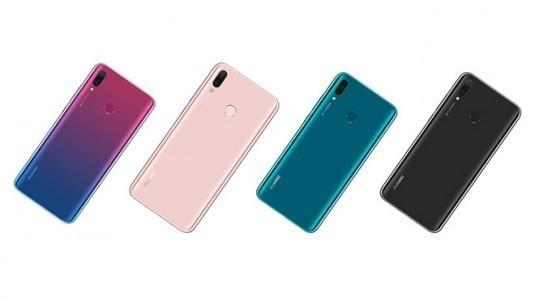Huawei Enjoy 9 Plus'ın özellikleri ve tasarımı ortaya çıktı