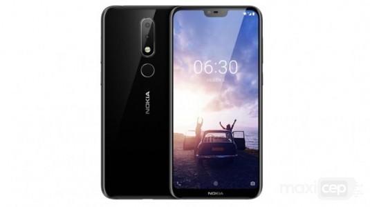 Nokia 6.1 Plus'ta, çentik gizleme özelliği kaldırıldı