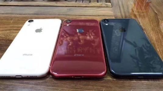 6.1 İnçlik İPhone, Dört Renk Seçeneği ile Ortaya Çıktı