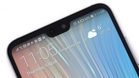 Huawei Mate 20 Pro'nun dokunmatik paneli görüntülendi