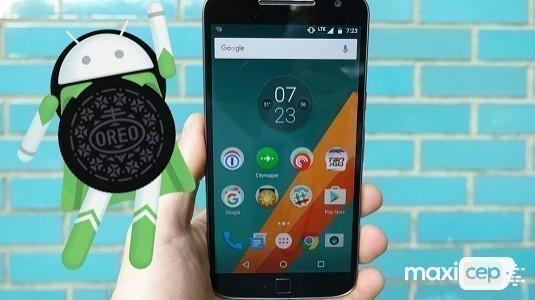 Moto G4 Plus Android 8.0 Güncellemesi Yakında Dağıtılacak