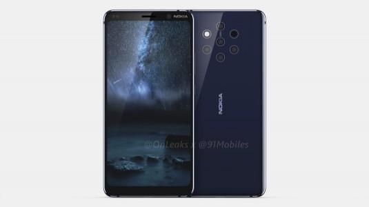 Nokia 9 PureView, Bu Ay Sonu Dubai'de Duyurulabilir