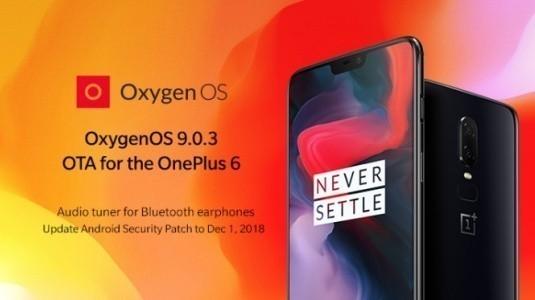 OnePlus 6 OxygenOS 9.0.3 güncellemesi, OnePlus 5 ve 5T OxygenOS 9.0.1 Güncellemesi Yayınlandı