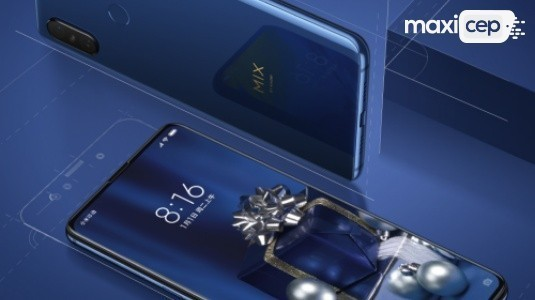 Safir Mavi Xiaomi Mi Mix 3 Satışa Sunuldu
