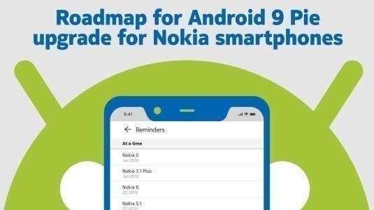 HMD Global, Nokia Telefonların Android Pie Güncellemesi Yol Haritasını Açıkladı