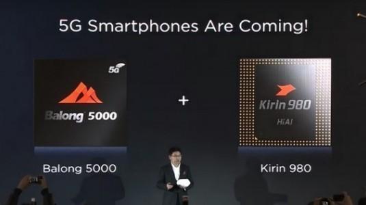 Huawei, Dünyanın İlk Katlanabilir 5G Telefonunu MWC'de Duyuracak